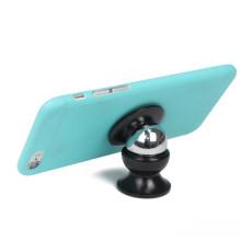 Универсальный 360 Магнитный телефон Мобильный автомобильный держатель приборной панели Смартфоны Стенд Держатель