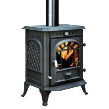 Calefator clássico do fogão do ferro de molde (FIPA070-H), calefator do quarto