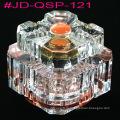 Хрустальные настольные украшения флакон (СД-пуз-121)