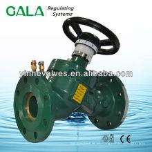 Válvula de equilibrio de agua