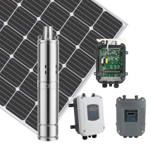 Solar Water Pump with  SolarPanel 110V DC Solar Water Pump