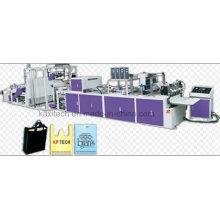 Machine à fabriquer des sacs non tissés à haute efficacité professionnel