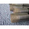 fuente de la fábrica 20 mm broca de diamante y bronce de la sinterización