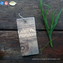 Джинс Цветная обложка Карманный карманный блок в твердом переплете