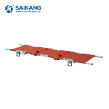 SKB1A01-2 Folding Ambulance Canvas Stretcher Equipment