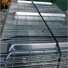 Welded Steel Wire Mesh for Pallet Rack