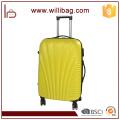Уникальный дизайн путешествия мешки багажа вагонетки воображение ABS чемодан