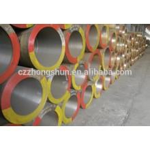 China de alta calidad de fabricación de tubos de acero de aleación STM A335 P91 pared gruesa
