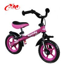 Cheap Chinese factory direct balance bicycle/sport 12 inch kids balanced bikes/light weight children kid balance bike