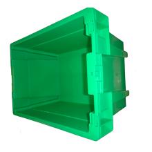 Contenedor retráctil retráctil de la serie Pantone para la industria del transporte de vegetales