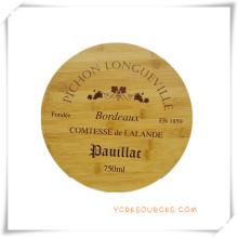 Planche à découper de planche à découper en bambou pour les cadeaux promotionnels (HA88003)