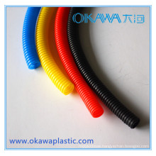 Okawa PA/PP/PE/PVC Flexible Corrugated Conduit Hose