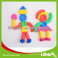 Neuartiges kreatives Plastikverriegelungsspielzeug für Kinder mit Fabrikpreis LE.PD.012