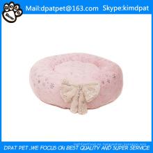 Lindo y cálido con aislamiento de China barato de lujo perro mascota camas