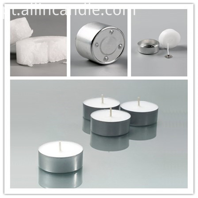 Tealight Candle 1
