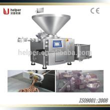 Máquina de producción de salchichas y hot dogs