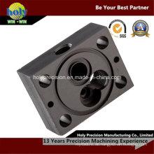 CNC Bohren und Fräsen Bearbeitung von Aluminiumteilen