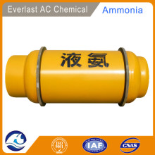 Liquid Ammonia 99.8% for Chemical Distributors