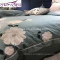 Conjuntos de cama de bambu dobro do tamanho disponíveis das amostras