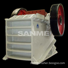 PE Series Construction Waste Crusher Machine