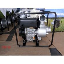 Pompe à eau diesel de démarrage centrifuge à un étage de 4 pouces pour irrigation