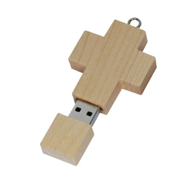 USB Flash Drive Bamboo di alta qualità
