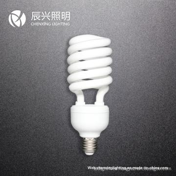 15W 20W 25W media lámpara ahorro de energía espiral
