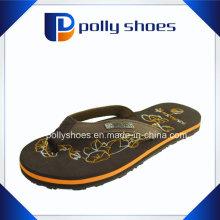 Slim Women Us 1.28 Brown Flip Flop Sandal
