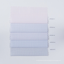 STOCK Fabric Check Mikrofasergewebe Feuchtigkeitslüftung
