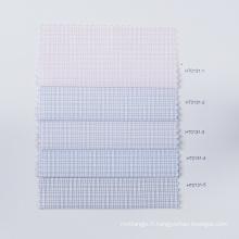 Tissu microfibre STOCK Fabric Check Ventilation d'humidité