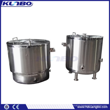 KUNBO Homebrew Micro Stainless Steel Beer Boiler Brew Kettle Used