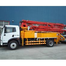Дунфэн 32м насос цемент бетон грузовик насос грузовик