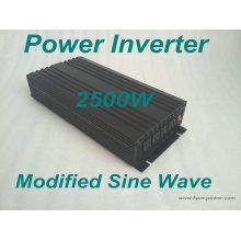 2500 Вт модифицированная синусоида Инвертор / DC к Инверторам AC