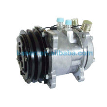 Sistema de Aire Acondicionado Auto Car Sanden AC Compressor for Universal Car