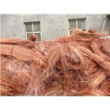 Kupfer Millberry / Wire Schrott 99,95% bis 99,99% Reinheit mit 100%