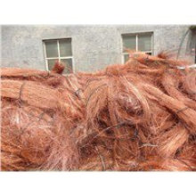 Copper Millberry / Wire Scrap 99.95% to 99.99% Purity with 100%