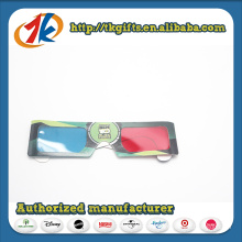 Promotional 3D Glasses Red Blue Glasses for Sales