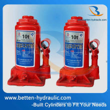 12 Ton High Lift Auto Hydraulik Flasche Jack für Trolley