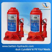 Bote de botella hidráulica para automóvil de 12 toneladas para carro