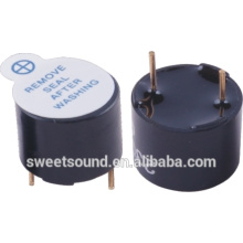 Diamètre 12mm avec sonnerie de hauteur de 9.5mm 12 volts