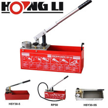 Hongli hand pressure test pump/high pressure test pump (RP50)