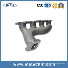 High Precision Turbo Exhaust Manifold Iron Casting