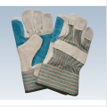 """Safety Working Cow Split Leather Gloves 10.5"""""""
