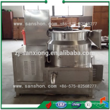 Exklusive kontinuierliche Zentrifugal Entwässerungsmaschine / Gemüse Dehydratationsmaschine