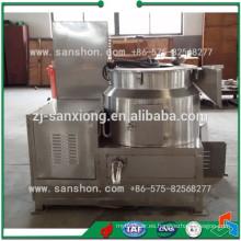 Máquina exclusiva de deshidratación centrífuga continua / Deshidratación vegetal