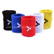 Grossiste en coton Terry Sport Wristband / Headband