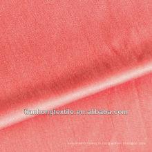 100 % popeline de coton haute densité plaine mourir tissu