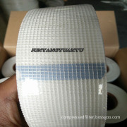 C-glass Middle Alkali Filberglass Self Adhesive Mesh Tape