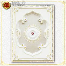 White Beautiful Artistic Ceiling European Styel for Home Decoration (BRD1420-F-024)