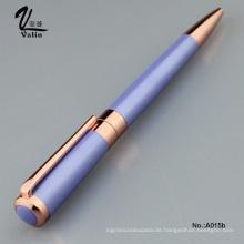 Geschäfts-Geschenk-fördernde Einzelteile Metall-Kugelschreiber